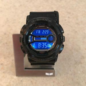 G-Shock 3400 Big Black Face Watch